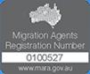 澳大利亚注册移民代理 MARN:0100527