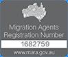 澳大利亚注册移民代理 MARN:1682759